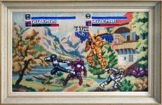 Power Rangers - 2014 - 80X60